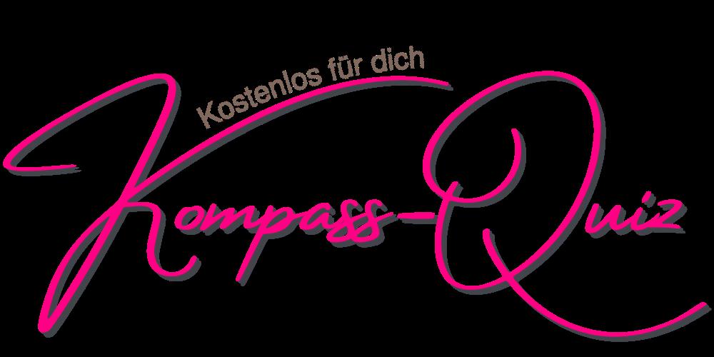 Jacqueline Bürker Kompass-Quiz