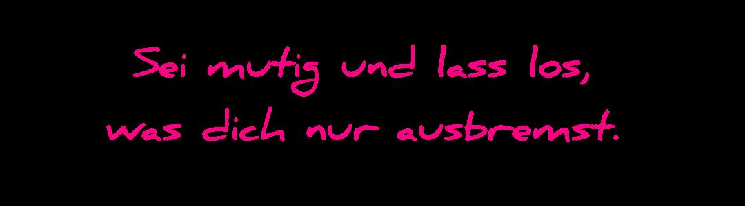 Tschüss Stress Jacqueline Bürker